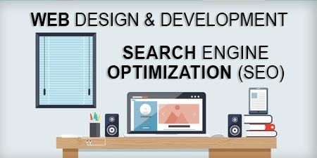 Web Design & Web Development & SEO