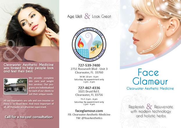 Aesthetics Brochure Front